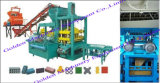 China Concrete Cushion Brick Bar Pad Block Making Machine