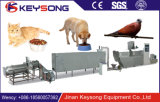 Línea de transformación de la máquina/del perro/del gato/del pájaro/de los pescados del alimento de animal doméstico del fabricante-suministrador estirador