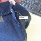 Sacchetto di polvere del Drawstring della saia del trivello del cotone per i pattini