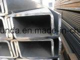 Manica d'acciaio galvanizzata scanalata dell'acciaio dolce C/Z/U
