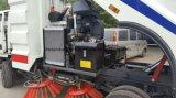Camion di pulizia della strada delle rotelle della spazzatrice di via di Jmc 5000L 6