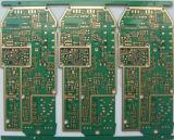 2015 de alta calidad de múltiples capas de oro de inmersión PCB