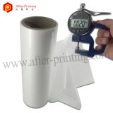 Film de plastification transparent brillant/BOPP Film thermique/Roll Film Stratifié