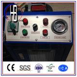 "Ce ISO 12 V de 1/4"" a 2"" P20 la manguera y el montaje de la máquina engastado"