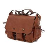 工場価格カスタマイズされたデザイン型の革郵便集配人袋