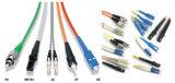 Connettore ottico del cavo di zona della fibra del puntale di prezzi di fabbrica Sc/FC/LC/St/APC/Upc