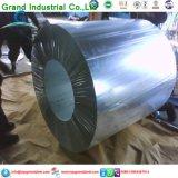Bobine en acier galvanisée plongée chaude principale de bande enduite d'une première couche de peinture par bobine en acier pour le marché de l'Afrique