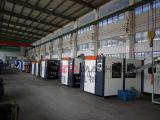 Kunststoff-PET-Flasche Blasen Maschine mit CE (ZQ-B600-6)