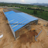 Prefab Light Steel Metallic Structures for Warehouse