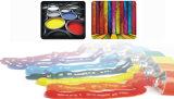 precio de fábrica el marrón el alginato de sodio grado textil