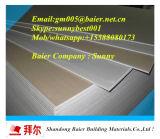 O papel quente da venda enfrentou o Drywall da placa/Plasterboard de emplastro da gipsita