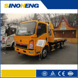 Sinotruk HOWO 무거운 복구 도로 구조 차량