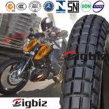 Nieuw Patroon 2.25-18 van Chili de Natuurlijke Banden van de Motorfiets