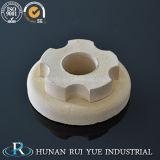 Alta Temperatura refractario cordierita Parte de cerámica por elemento de calefacción