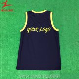 Basquetebol Jersey de Subliamation do projeto do logotipo de Customzied