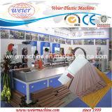 Sjsz-65/132 pp- PE WPC de Begrenzende Decoratieve Installatie van Rames van de Deur van het Raamkozijn voor Houten Plastic Profielen