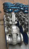 "API600 Class150鋳造物鋼鉄Dn200 8 ""ゲート弁(Z41Y-DN200-150LB)"