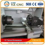 중국 CNC 선반 Ck6432 편평한 CNC 선반