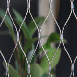 Легко установите сетку гибкого диаманта кабеля нержавеющей стали Ferruled
