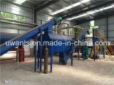 Maquinaria da produção do fertilizante do estrume das aves domésticas