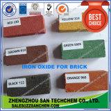 Pigment 313 van het Oxyde van het ijzer Geel voor Verf en Bouw