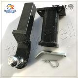Support en acier modifié de bille d'accroc de remorque