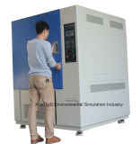 Équipement de test programmable de vieillissement de l'ozone pour la résistance en caoutchouc de câble