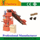 machine à fabriquer des briques de verrouillage de ciment d'utiliser des matériaux de construction en argile