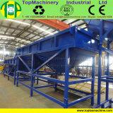 Reciclaje de abastecimiento experimentado de la botella del LDPE del PE de los PP del HDPE del servicio de la fábrica de máquinas
