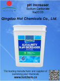 Bicarbonato di sodio ed industriale del commestibile con il certificato dello SGS