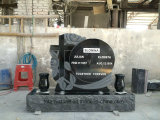 Grafstenen van de Stenen van de Vazen van de Plaques van Graveside van het graniet de Herdenkings voor Graven voor Verkoop