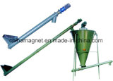 Transportband van /Screw van de Transportband van de Avegaar van de Pijp van de Capaciteit van Qlx de Grote Veelvoudige voor Powdery/AMP
