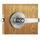 침실 Door를 위한 원통 모양 Lever Handle Lockset