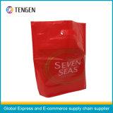 Punch Hole Handle Shopping Plastic Die Cut Bag