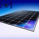 3.2mm Arc Ultra Clear Tempered Solar Glass with High Power Gain