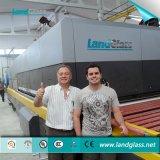 Landglass CER anerkanntes horizontales Gebäude-Glasabhärtung-Maschine