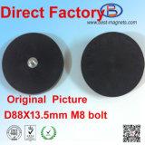 Фабрика ISO бак/Gripper Coated неодимия резиновый/покрытия/заволакивания магнита