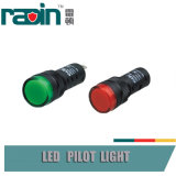 12V 22mm LED Pilot Light Forno Forno Amber Red Green Pilot Lamp