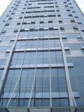 Алюминиевая рамка шторка стеклянной стены