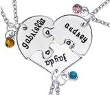 De Juwelen van de Manier van de Halsband van de Minnaar van de Dag van de valentijnskaart