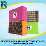 손의 패드를 닦는 Romatools 다이아몬드는 400#를 덧댄다