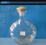 Conteneur à vin en forme de fan-contenant en forme de ventilateur pour Whisky, Vodka