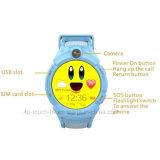 Intelligenter Watch/GPS Verfolger der heißen Kind-mit buntem Touch Screen D14