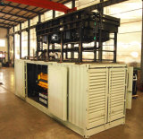 Power PlantのためのGoogol 50Hz Diesel Gas Mix Generator Set 1200kw