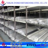 Tubo del aluminio 6061 del final 6063 del molino en las existencias de aluminio en los surtidores de aluminio