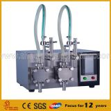Máquina de enchimento semi-automática / Máquina de enchimento líquido / Máquina de enchimento de óleo cosmético / Máquina de enchimento de pasta