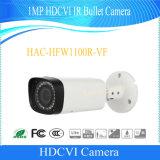 1MP de Dahua Hdcvi IR CCTV Vigilancia Bullet cámara CMOS (HAC-HFW1100R-VF)
