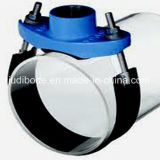 Sattel-Schelle, klopfender Sattel für PE/PVC Rohr