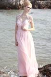 A élégant - rayer robe de soirée faite sur commande de douilles de chapeau de mode d'amoureux la nouvelle (PAR EXEMPLE 29)