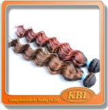 Women를 위한 브라질 Highlight Human Hair
